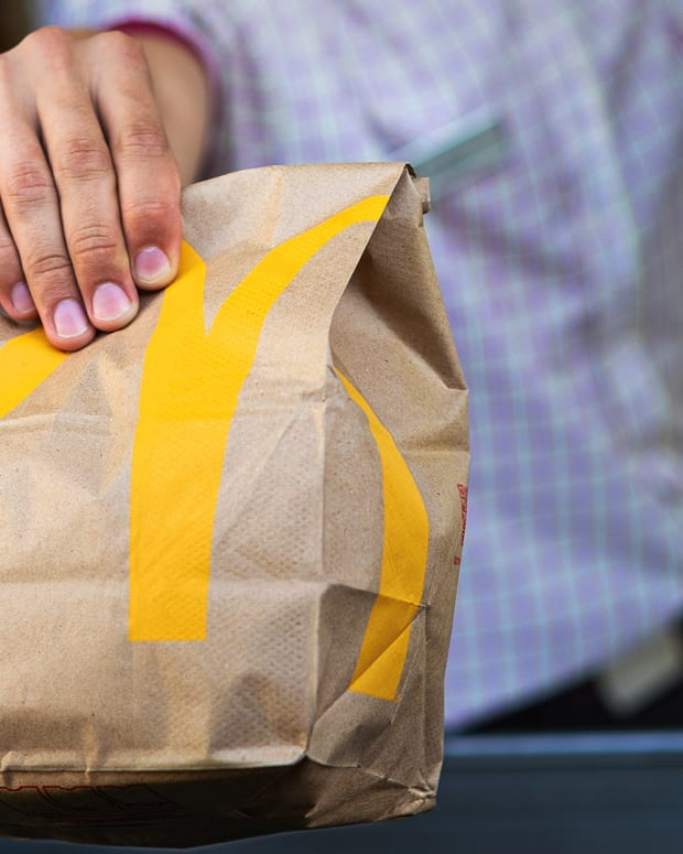 McDonald's Lead