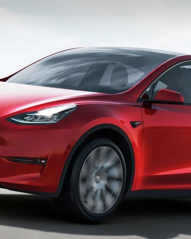 Tesla Model Y Lead