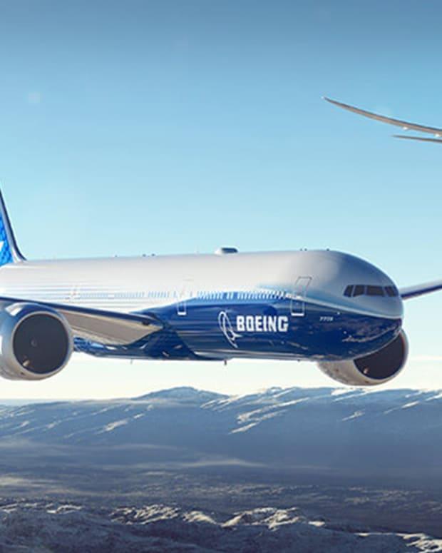 Boeing 777X Lead