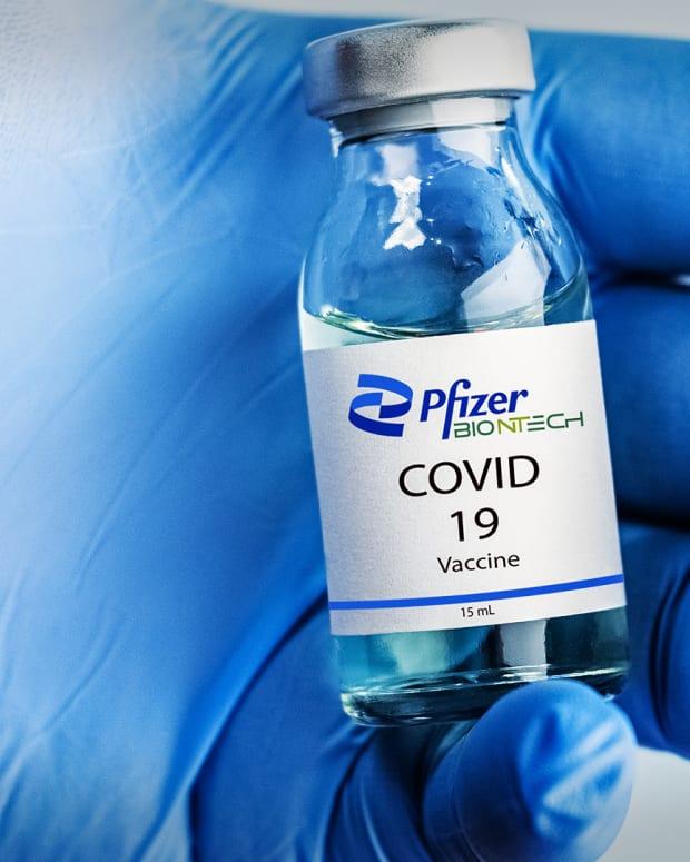 Pfizer vaccine Lead