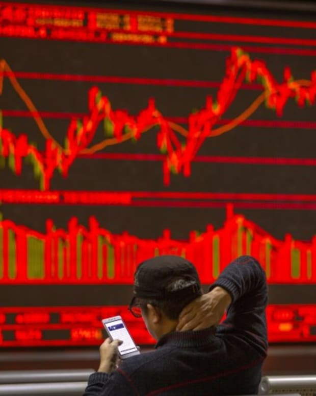Tech Stocks Sink 3.7 Per Cent In Hong Kong As Chinese Regulators Slam Market With Big Stick