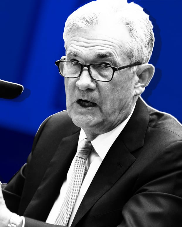 Federal Reserve Jerome Powell Lead