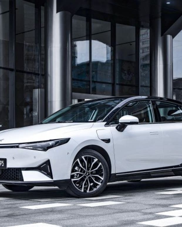 Chinese Tesla Challenger Xpeng Prices Its P5 Sedan From US$24,700 After Subsidies As Battle For EV Buyers Intensifies
