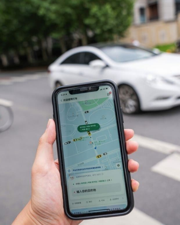 Beijing unveiled new draft rules to review foreign listings by Chinese technology platforms following Didi Chuxing's US$4.4 billion initial public offering in June. Photo: Bloomberg
