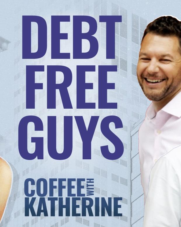 Coffee With Katherine Debt Free Guys