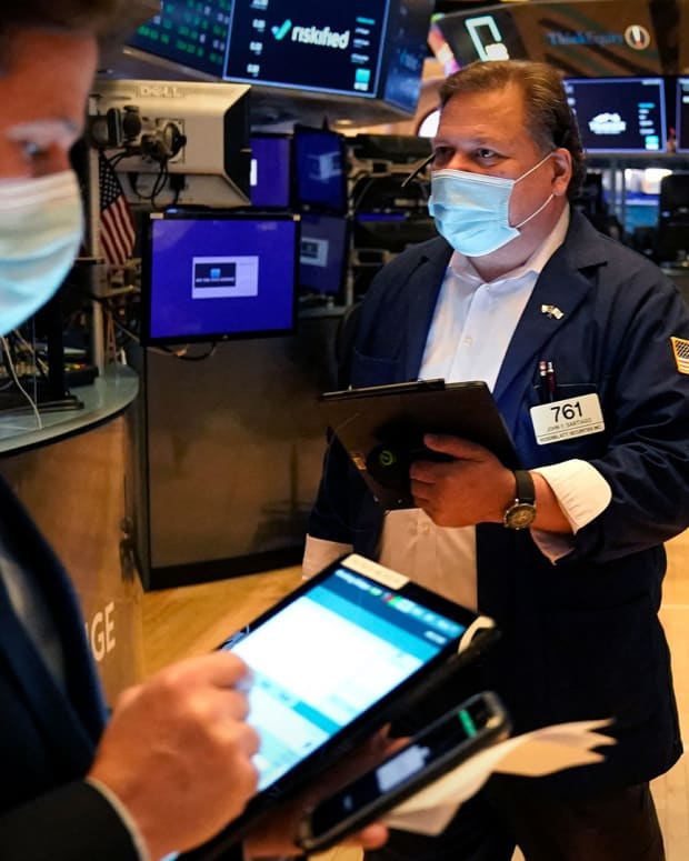 NYSE Trader Lead