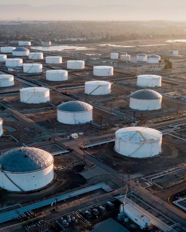 Oil Inventories Lead