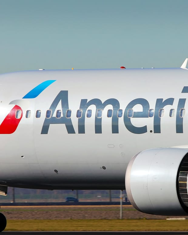 American Airlines Lead