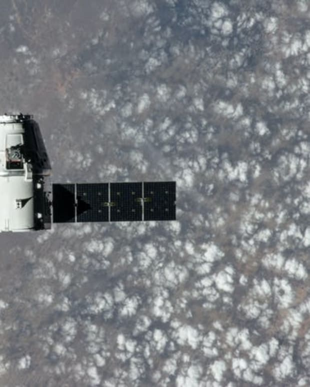 Four people – none of them trained astronauts – launched into orbit aboard a SpaceX Dragon capsule on Sept. 15, 2021.