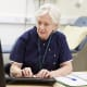 Nursing ManagerMedian base salary: $84,660Nurse managers help patients by managing the nurses who care for them, says DiscoverNursing.com. While these nurses are mainly responsible for recruitment, retention and overseeing nursing staff, they also may collaborate with doctors on patient care, and help assist patients and their families when needed.Photo: Shutterstock