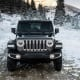 All-wheel drive SUVs: Jeep WranglerPhoto: Jeep