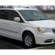 Minivans: 2014 Chrysler Town and CountryThis luxury passenger minivan has third row power folding seats.Photo: Wikipedia