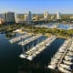 St.Petersburg has been a classic retirement and tourist destination since the 1920s, thanks to its winter warmth, great beaches, and ideal location on a peninsula in Tampa Bay.