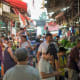 """24. IsraelMore than any other country in the survey, expats in Israel found local residents to be """"passionate and outgoing."""" Above, a market in Tel Aviv.Photo: Lerner Vadim / Shutterstock"""