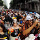 """14. BrazilExpats ranked Brazil 11th for """"friendliness"""", and the country was one of the top 10 where they reported having mostly local friends.Above, a street carnival in Rio de Janeiro.Photo: A.PAES / Shutterstock"""