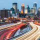 MinneapolisAverage hours spent in congestion a year: 41Photo: Shutterstock