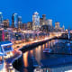 SeattleAverage hours spent in congestion a year: 55The traffic congestion cost the city of Seattle $5 billion in 2017.