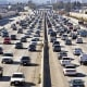 Los Angeles Average hours spent in congestion a year: 102Worst corridor: I-10 Eastbound is one of the 10 most congested roads in the U.S.Photo: TierneyMJ/Shutterstock