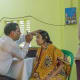 Sankara Eye FoundationThe Sankara Eye Foundation seeks to eradicate curable blindness in India, increasing the number of eye care hospitals and free eye surgeries. Above, an eye specialist checks a woman's eyes at a free public eye testing camp in Kolkata, India.Rudra Narayan Mitra / Shutterstock
