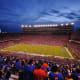 This college town in north central Florida is home the Gators of the University of Florida. It is medium-sized (104,000), affordable, and has lots of southern charm.