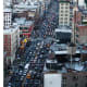 New York City Average hours spent in congestion a year: 91New York's I-95 Cross Bronx Expressway is the most congested road in the U.S.Photo: Shutterstock