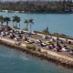 MiamiAverage hours spent in congestion a year: 64The cost of traffic to the city of Miamiwas $6.3 billion in 2017.Photo: Shutterstock