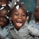 "Hope for Haiti's ChildrenThis is a faith-based organization founded in 1995 that seeks to ""demonstrate Christian compassion to poverty-bound Haitian children and their families,"" and to provide opportunities for these children to become leaders in their homes, churches, and communities.Photo: Michelle D. Milliman / Shutterstock"
