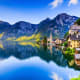 12. AustriaOvershoot day: April 15 (tie)Ecological footprint per person: 5.9 (14.6 acres)Pictured is Hallstatt, Austria, a mountain village in the Austrian Alps.Photo: Shutterstock
