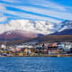 28. Argentina Overshoot day: June 16 (tie)Ecological footprint per person: 3.7 (9.1 acres)Above, Ushuaia, the capital of Tierra del Fuego province in Argentina, and one of the southernmost cities in the world.Photo: Shutterstock