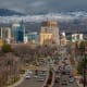 3. IdahoCost of living ranking: 12Taxes ranking: 20Idaho is both more affordable and significantly safer than the top two states, while also posting a superior health score and a top-10 well-being ranking. But Idaho has a higher tax burden and ranked poorly for cultural options. Above, Boise.Photo: Shutterstock