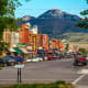 6. MontanaCost of living ranking: 23Taxes ranking: 6It's hard to beat the scenery in Montana. Montana scored high on culture, but, ranking No. 45 in the nation for weather, the winters could be tough. Above, the historic center of Livingston, Montana, near Yellowstone National Park.Photo: Nick Fox / Shutterstock