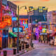 21. TennesseeCost of living ranking: 7Taxes ranking: 14Above, blues clubs on historic Beale Street in Memphis.Photo: Sean Pavone / Shutterstock