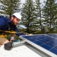 1. Solar Photovoltaic InstallersGrowth rate through 2026: 105%2016 median pay: $39,240This is the fastest-growing job. Most installershave a high school diploma and receive on-the-job training, and some take courses at a technical school or community college.Photo: Shutterstock