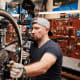 9. Bicycle RepairersGrowth rate through 2026: 29%2016 median pay: $27,630Photo: Shutterstock