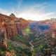 2. UtahCost of living ranking: 25Taxes ranking: 8The Beehive State finished six spots behind South Dakota for cost of living, one for overall crime rate, eight for well-being, six for taxes and five for cultural vitality. It won out for health value by two and weather by six. Above, Zion National Park, Utah.Photo: Shutterstock