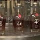 Maker's 46 on the bottling line. Maker's 46, created by Bill Samuels, Jr., was first new bourbon from Maker's Mark Distillery in more than 50 years. This bourbon is aged longer, inside barrels containing seared French oak staves, which changes the flavor and reduces bitterness, the company says. Photo: TheStreet