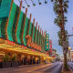 Las VegasLegalized gambling in this desert resort city has created an enormous economy and attracted many new residents, including retirees in active adult communities. Above, Binion's is one of the oldest casinos in Las Vegas.Photo: Nick Fox / Shutterstock