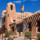 Santa Fe, N.M.Santa Fe is a top cultural destination in the world. It's a beautiful location in the Sangre de Cristo foothills and it is famous for its Pueblo-style architecture and as an arts community. Above, the New Mexico Museum of Art.Photo: LizCoughlan / Shutterstock