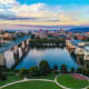 Chattanooga, Tenn.Chattanooga is a low-cost, interesting retirement city in a state consideredto be tax-friendly (earned income is not taxed). It sits on the Tennessee River and is home to the University of Tennessee Chattanooga.Photo: Shutterstock