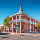 Flagstaff, Ariz.Situated near the Grand Canyon and other beautiful regions of the state, Flagstaff is a top-rated community for retirement. Above, the historic city center.Photo: canadastock / Shutterstock