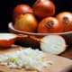 Less than 20% of onions tested had pesticide residues.