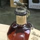 """The award-winning Blanton's Single Barrel Whiskey is known for its signature cork with the running racehorse figure, as well as its """"nose of nutmeg and spices. Powerful dry vanilla notes in harmony with hints of honey amid strong caramel and corn,"""" according to Buffalo Trace's tasting notes. Photo: TheStreet"""