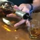 Don Flinn pours a taste of Eagle Rare for visitors.Photo: TheStreet