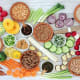 Macrobiotic DietThe macrobiotic diet attempts to balance the supposed yin and yang elements of food and cookware. It's complicated, but the diet emphasizes combining things like locally grown whole grains, beans, vegetables, seaweed, miso, tofu and fruit.Photo: Shutterstock