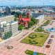 Minsk, BelarusThe capital and largest city of Belarusis often touted by tourist sites as the world's cleanest city. Diligent workers take care of the city's many parks and regularly keep the streets sparkling clean.Photo: Shutterstock