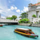 """Singapore Each year Singapore holds a Clean and Green week, which includes a """"Cleanest Estate and Cleanest Block competition,"""" pitting housing estates and the Housing and Development Board against each other for the title.Photo: Shutterstock"""