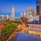 """BostonThe famously polluted Boston Harbor of the 1960s that inspired the song """"Dirty Water"""" by the Standells, is today notably cleaner. According to the Boston Globe, three decades of litigation transformed the harbor into one of the country's cleanest, where people can now enjoy boating and swimming.Photo: Shutterstock"""