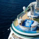 "Navigator of the SeasCruise line: Royal Caribbean InternationalThis ship has a surf simulator, outdoor cinema screen, and ""virtual balconies."" Photo: Royal Caribbean International"