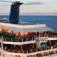Celebrity EclipseCruise line: Celebrity CruisesThe Eclipse was launched in 2010 and cost about $750 million. Photo: Celebrity Cruises