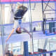 Circus SchoolRun away to join the circus and learn trapeze in Royal Caribbean's SeaPlex.Photo: Royal Caribbean